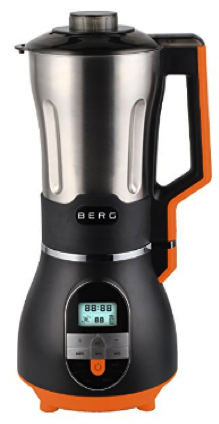 BERG 1350W Soup Maker/ Smoothie Maker Review