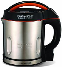 Morphy Richards 48822 Kettle Soup Maker Review